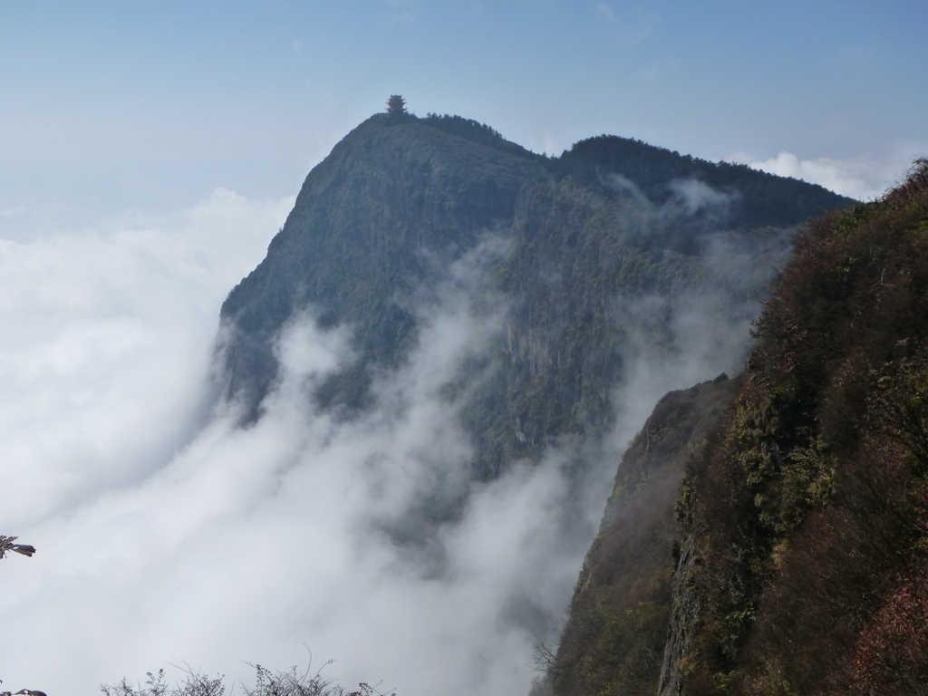 Emeishan Sea of Clouds