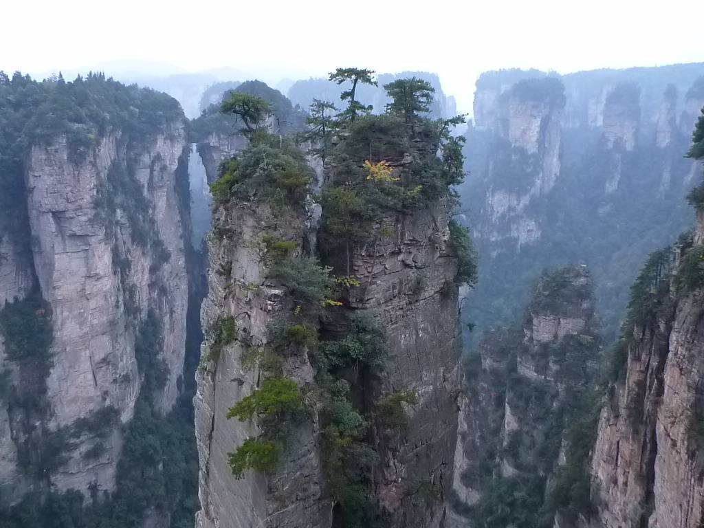 Zhangjiaie National Park
